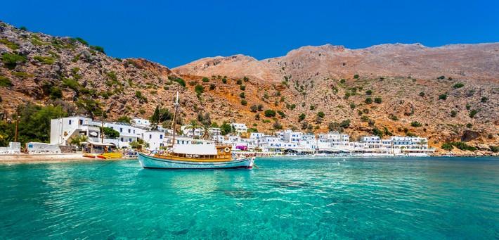 Séjour Bien-Être et visites itinérant en Crète (8 à 15 pers.)